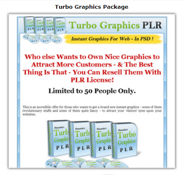turbo graphics package