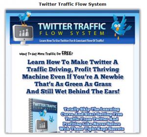 Twitter Traffic Flow System